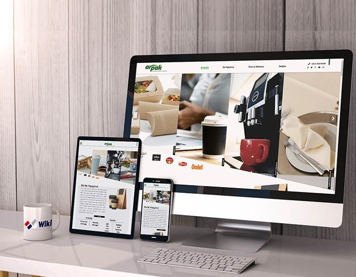 arpak-ambalaj-web-design