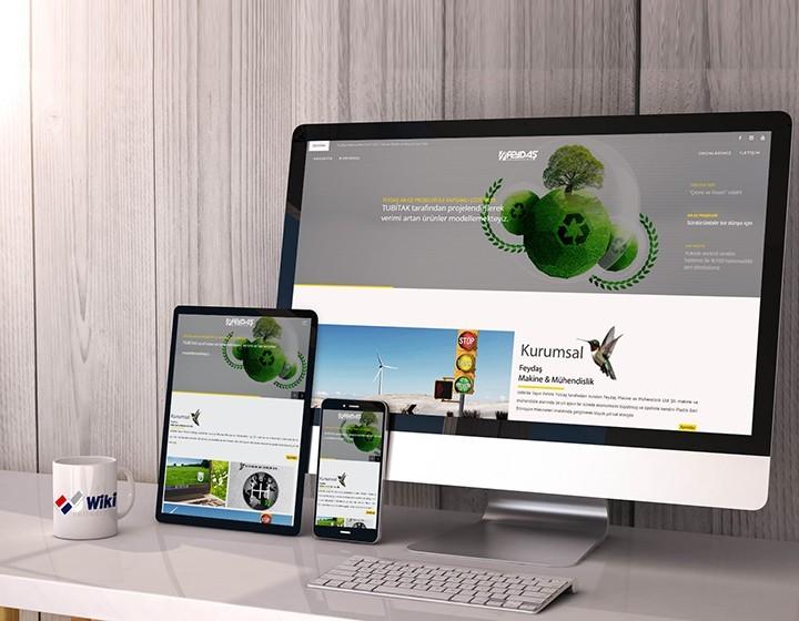 Feydaş Makine Web Tasarım